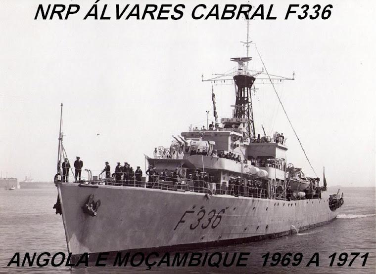 NRP Alvares Cabral F 336