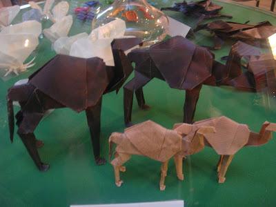 dromadaire origami