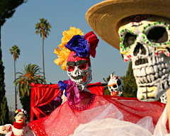 Dia De Los Muertos -- Day of the Dead