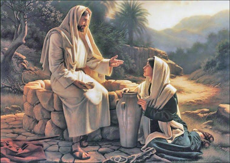 De ontmoeting: samenkomst 9 januari: jezus is de bron van levend water