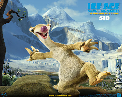Ice Age 3 Wallpaper 3