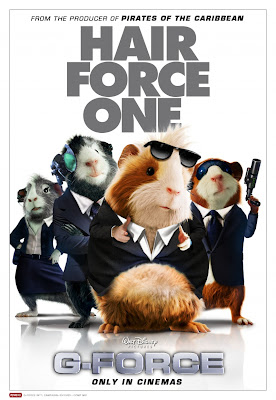 G-Force Official Movie Poster
