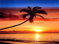 Poze avatare romantice apus de soare