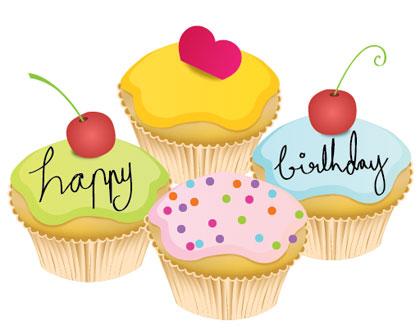 Happy Birthday Cake Clip Art Free