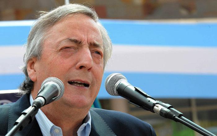 Mi Homenaje a Néstor Kirchner