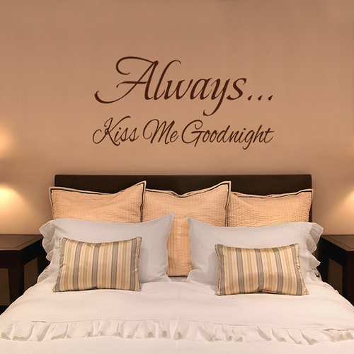 It evokes images of my wedding vows and promising to be with my husband