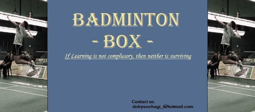 Badminton-Box