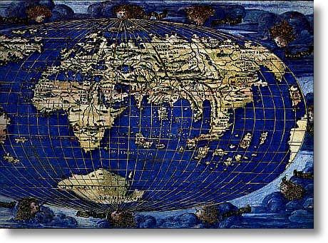 Oil Is Mastery Leonardo Da Vinci On The Expanding Earth