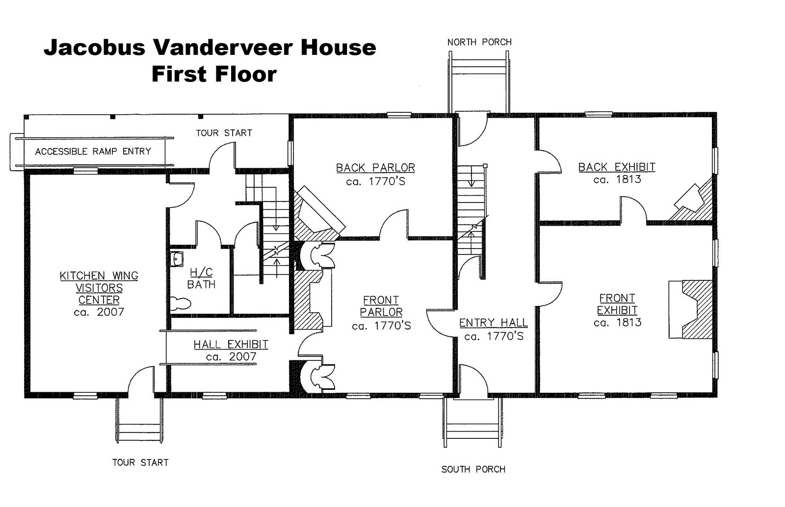 Robie house floor plan dimensions for Meyer may house floor plan