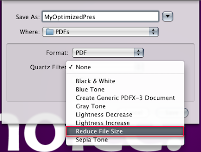 How to reduce PDF file sizes on a Mac | beyond teck