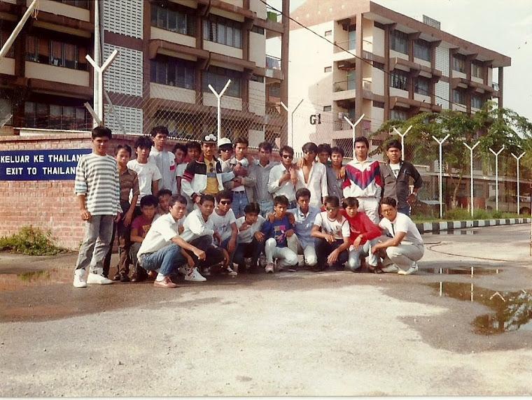 Pelatih Giat Mara Muadzam Shah, Pahang 1990