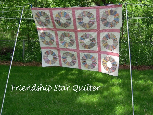 Friendship Star Quilter