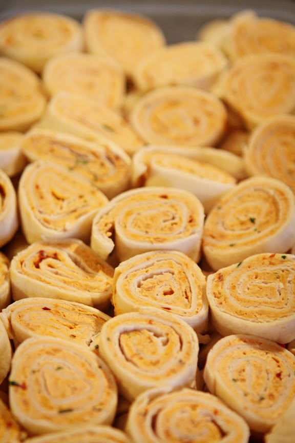 The Good, The Bad & The Ugly: Tortilla Roll-ups