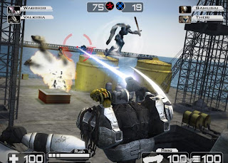 Download Battle Rage PC Game