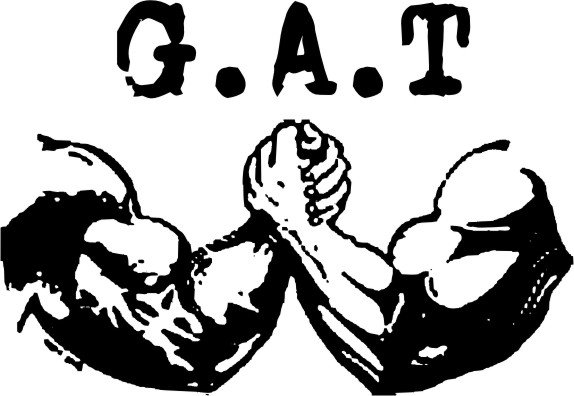 GOULIOUMIS ARMWRESTLING TEAM   G.A.T