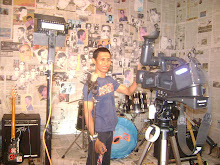menjelang shooting di studio (29Nov2008)