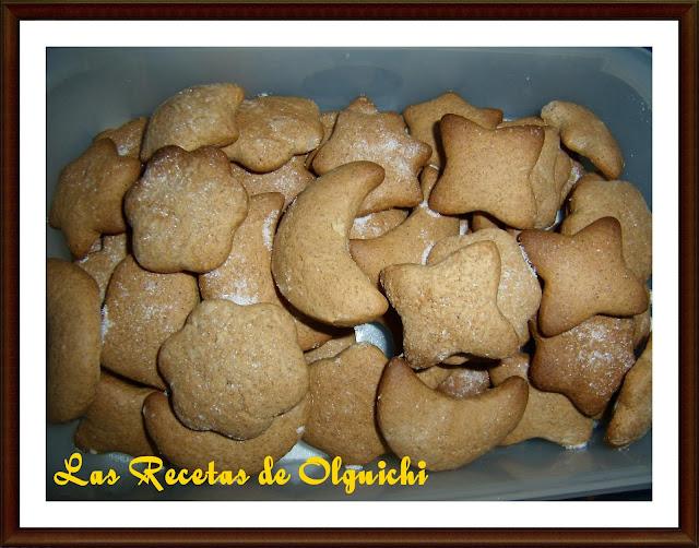 GALLETAS DE CANELA (THX)