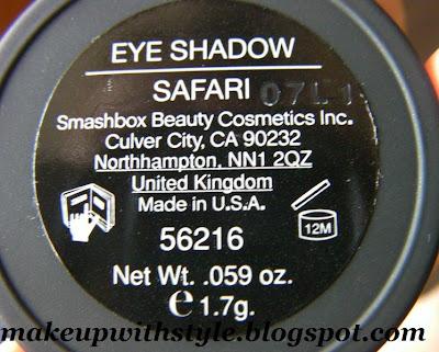Smashbox Eyeshadow