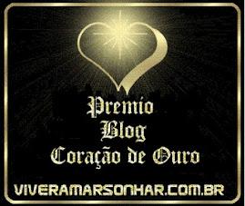 Recebi este selo da amiga Luz Cardoso,do lindo Blog UmToque de Luz, a quem agradeço muito o carinho