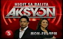 Aksyon News January 31 2012 Episode Replay