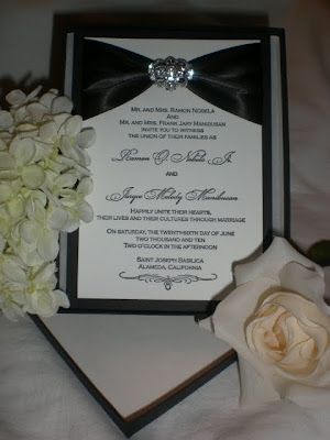 DIY Wedding Invitations photo 9