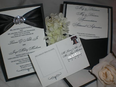 DIY Wedding Invitations photo 4