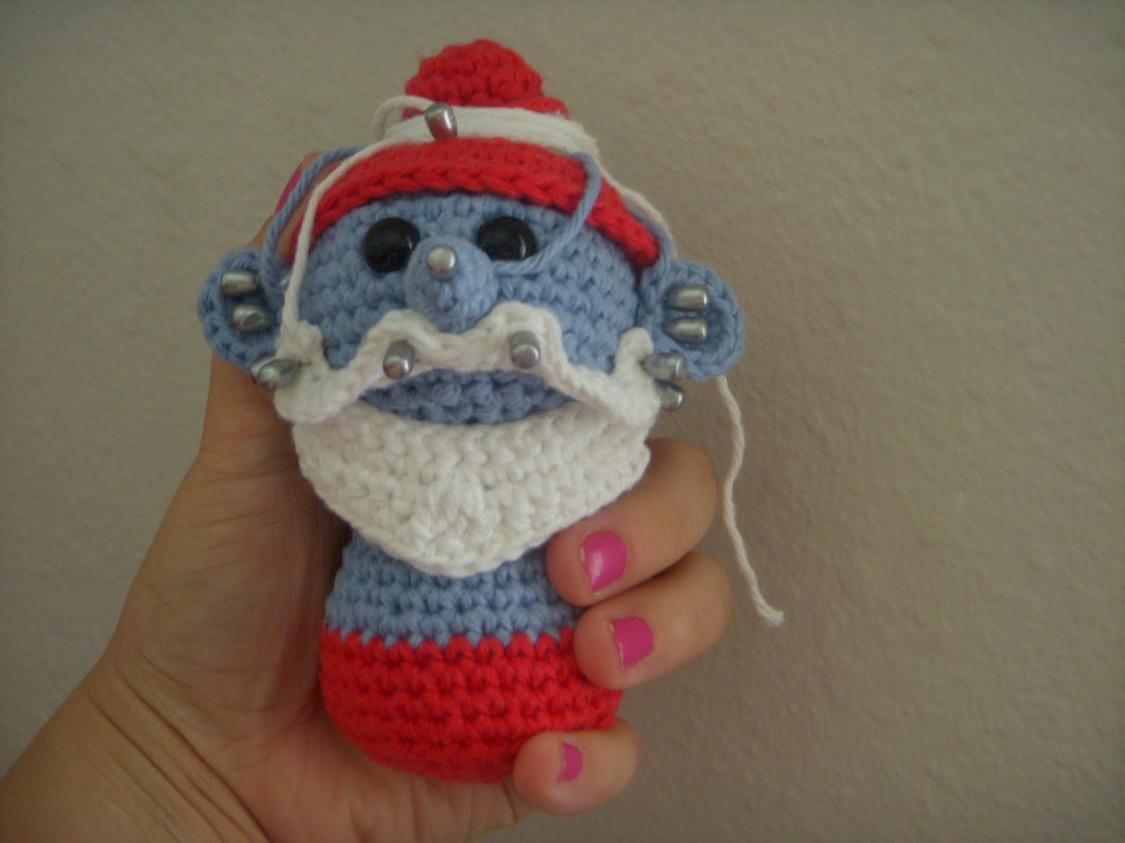 Papa Smurf Pre Sew Head Body And