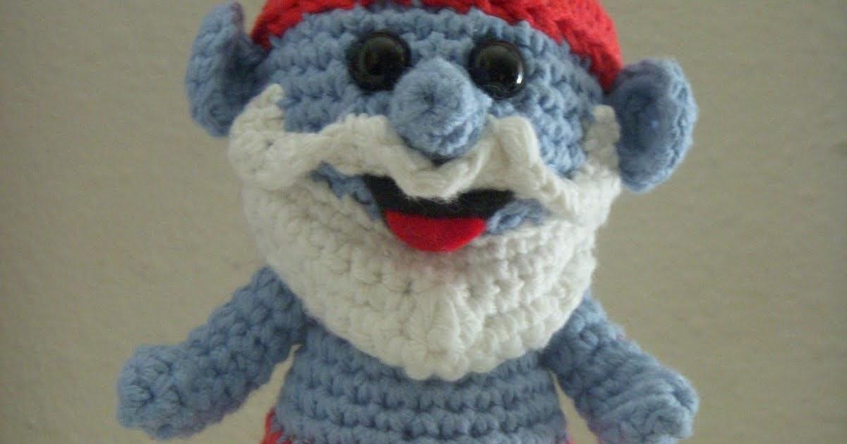 Art of Kissingtoast: WIPW: Week 3 - Papa Smurf Final