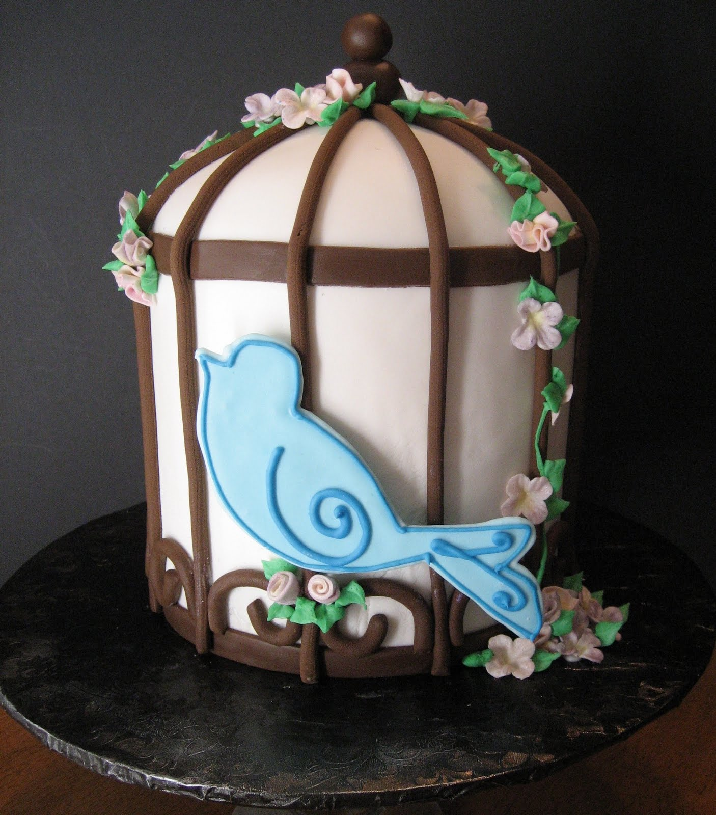 Desserts by Dawn: Birdcage for Marcia