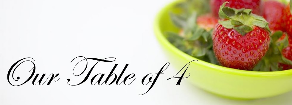 Our Table Of 4
