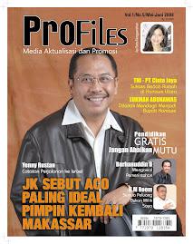 Cover Majalah ProFiles