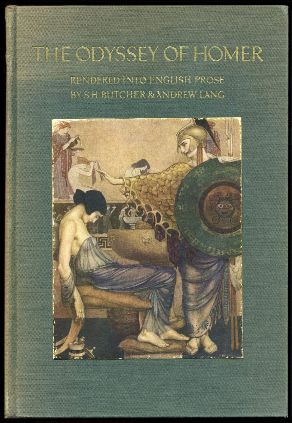 essays on odyssey of homer