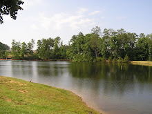 Beaver Creek Lake in Apex, NC