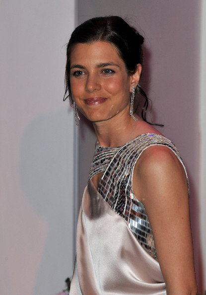 charlotte casiraghi 2010. Charlotte Casiraghi, looking