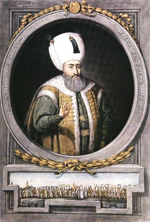 Monarch Profile: Suleiman the Magnificent