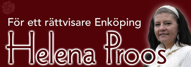 Helena Proos utmanar för ett rättvisare Enköping