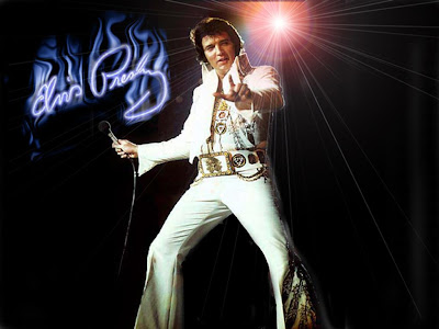 elvis presley wallpaper. The real Elvis Presley with