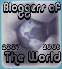 Bloggers of the World Unite Award