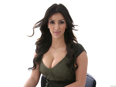 Kim Kardashian Sexy Lips
