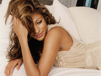 Eva Mendes Beautiful Model