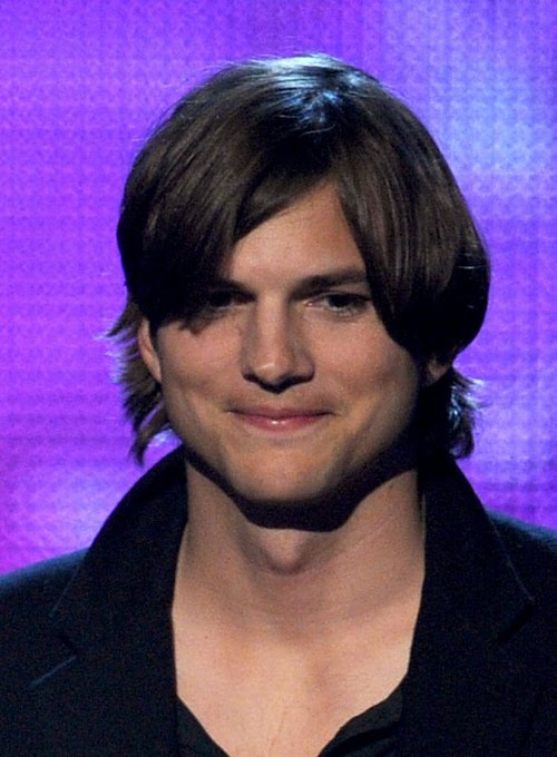 ashton kutcher nose. Ashton Kutcher Celebrity