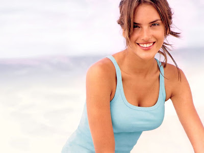 Alessandra Ambrosio Beautiful Model