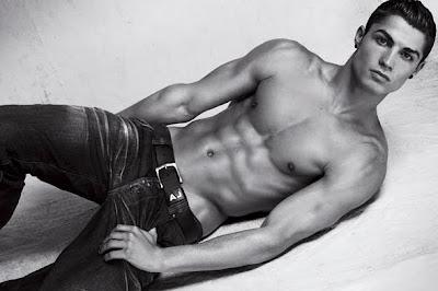 Cristiano Ronaldo Hot Model