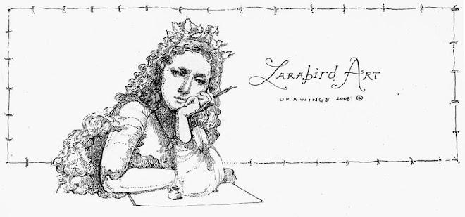 Larabird Art