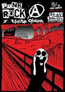 """Libro """"Punk Rock y Tinta China"""""""