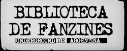 BIBLIOTECA DE FANZINES