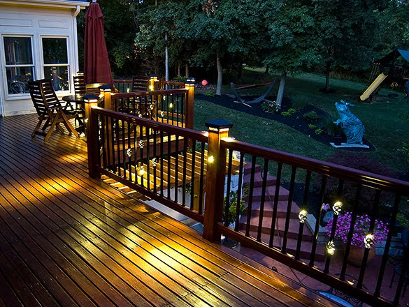 House construction in india lighting types outdoor lights Patio and deck lighting ideas