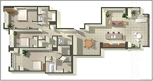 House construction in india design drawings of an architect for Drawing for house construction in india