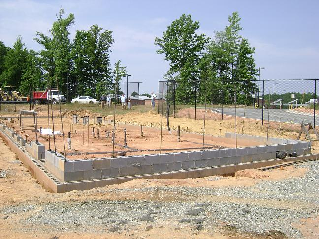 Building foundation construction for Old house foundation types