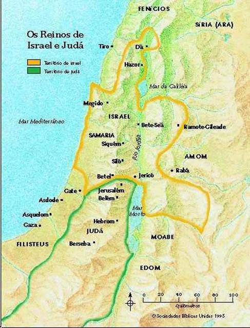 [Os+Reinos+de+Israel+e+Judá]